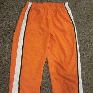 Nike Orange Women's Capri Pants L 12 14